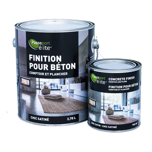 finition beton