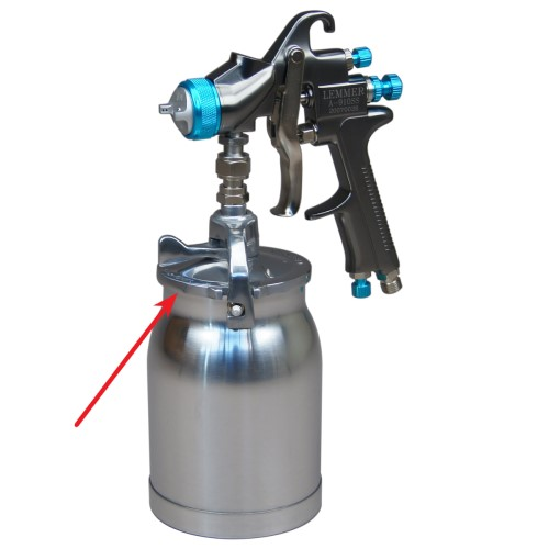 Gasket Lemmer A910 Spray gun