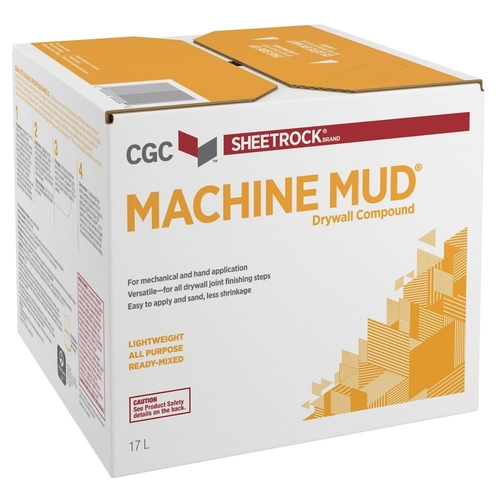 Machine mud